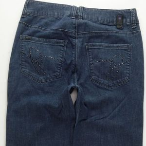 Jag Jeans Boot Cut Jeans Women's 4 Stretch B625